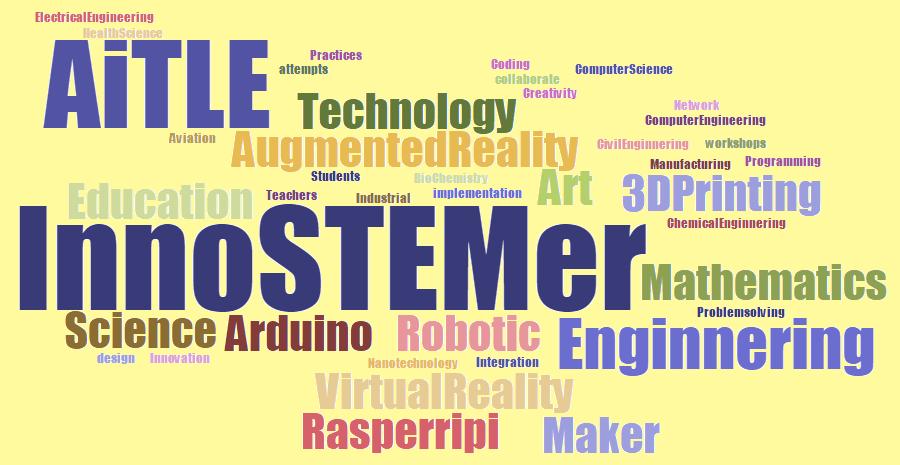 AiTLE InnoSTEMer 教育體驗營 2018